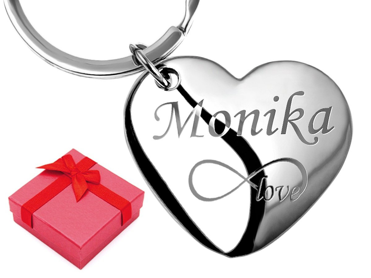 Brelok Breloczek Serce Prezent Walentynki Grawer