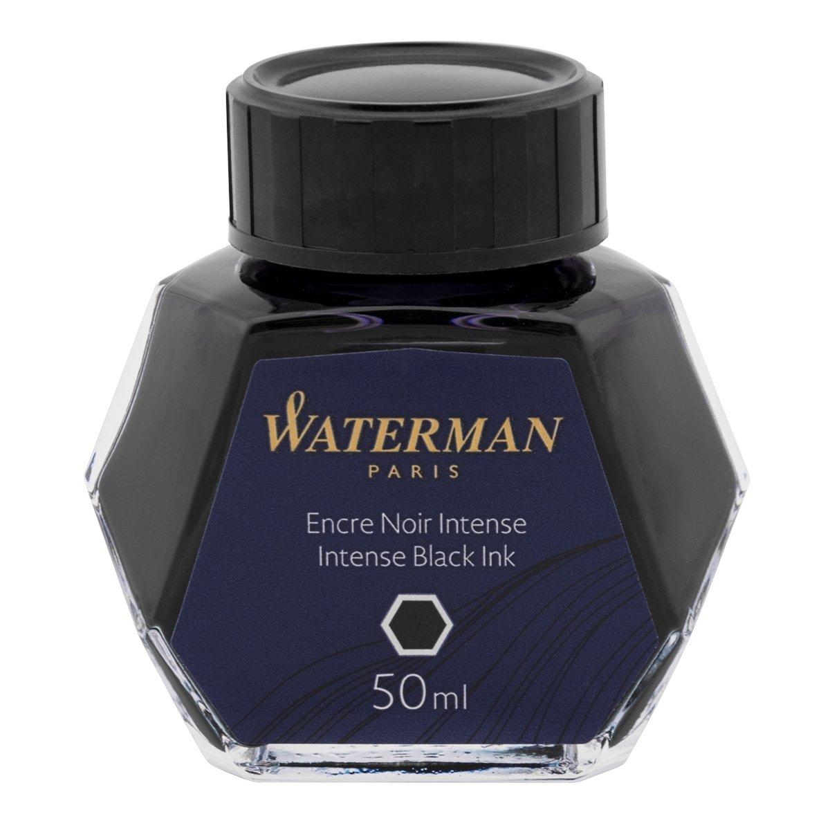 Waterman atrament CZARNY