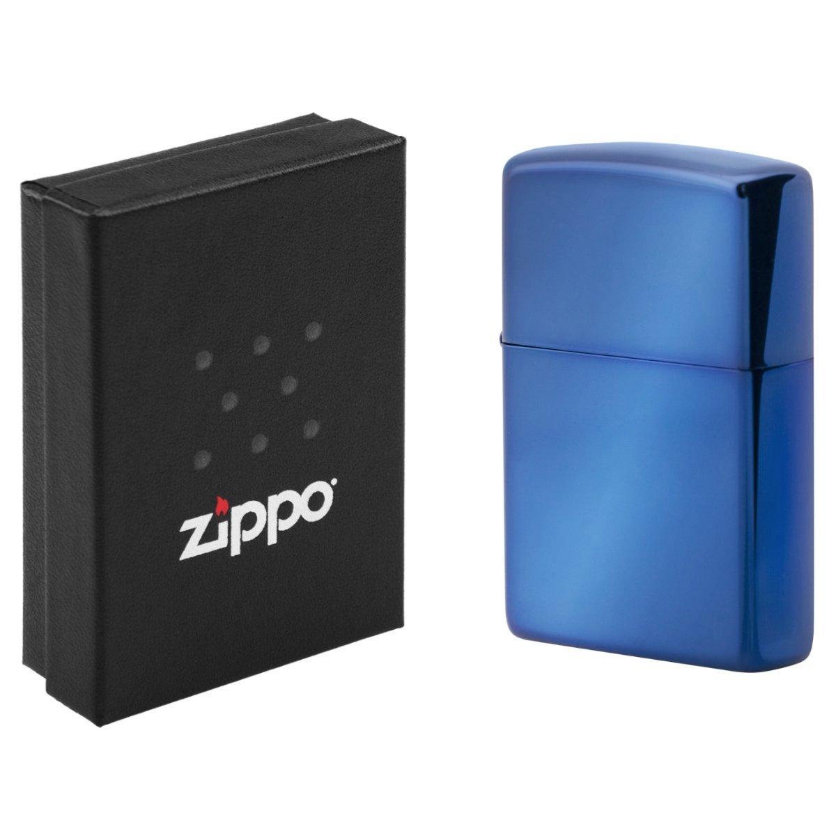Zapalniczka ZIPPO Sapphire z20446 ZDJĘCIA GRAWER