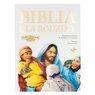 Biblia dla rodziny. Pamiątka z Grawerem na Chrzest 1