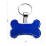 Identyfikator dla psa niebieska kość Grawer 5