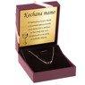 Naszyjnik Celebrytka Skrzydła złoto p.585 Prezent z Dedykacją 1
