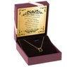 Naszyjnik miś celebrytka złoto p.585 Dedykacja 2