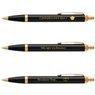 Oryginalny Długopis Parker IM Czarny GT z GRAWEREM 5