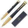 Parker Urban czarny MUTED BLACK GT Długopis Etui Grawer 1